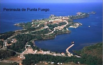 Peninsula de Punta Fuego